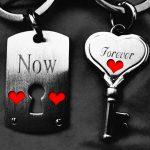 قفل و کلید در دل